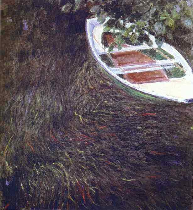 The Boat. 1887.