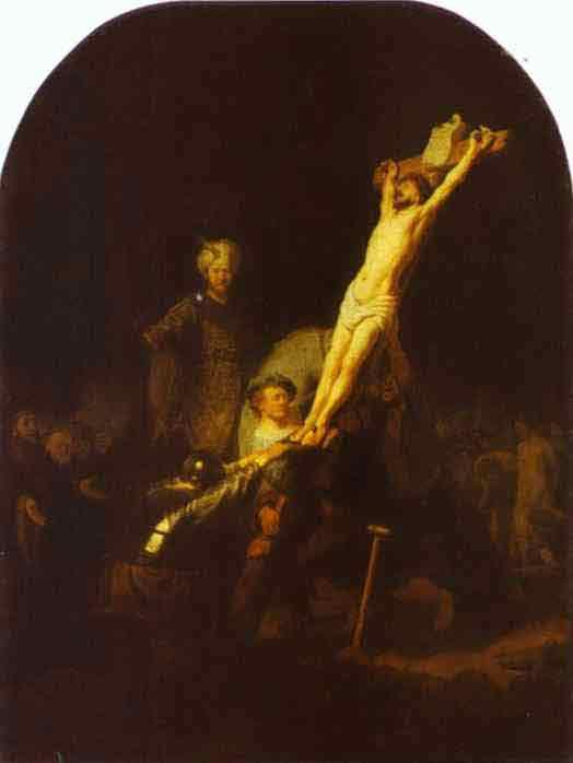 The Raising of the Cross. c. 1633