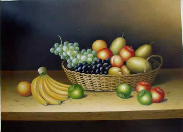 Oil painting for sale:fruit47