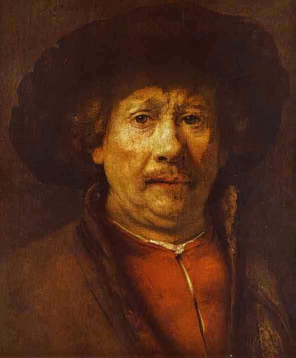 Self-Portrait. c. 1656
