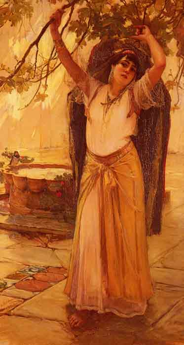 Oil painting for sale:Spanish Lady, 1887