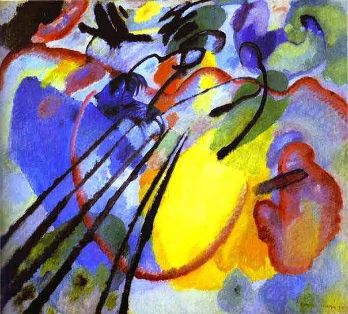 Improvisation 26 (Oars). 1912