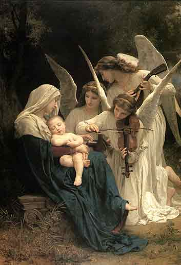 Song of the Angels,1881