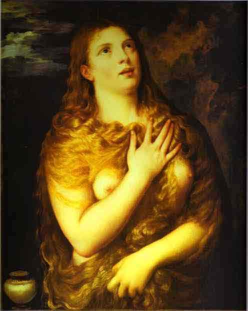St. Mary Magdalene. c.1530