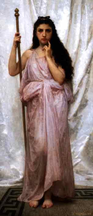 Young Priestess,1902