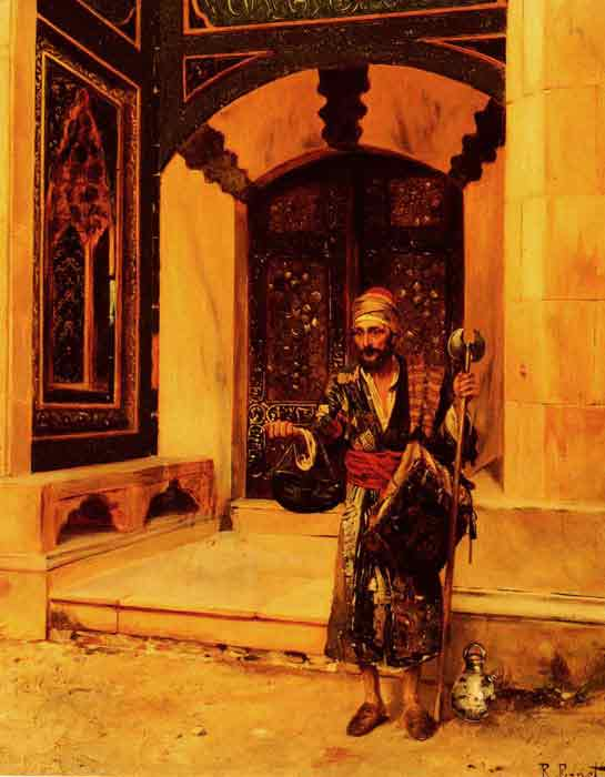 Oil painting for sale:The Beggar