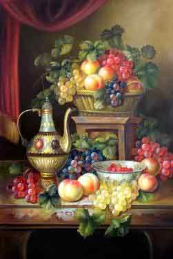 Oil painting for sale:fruit42