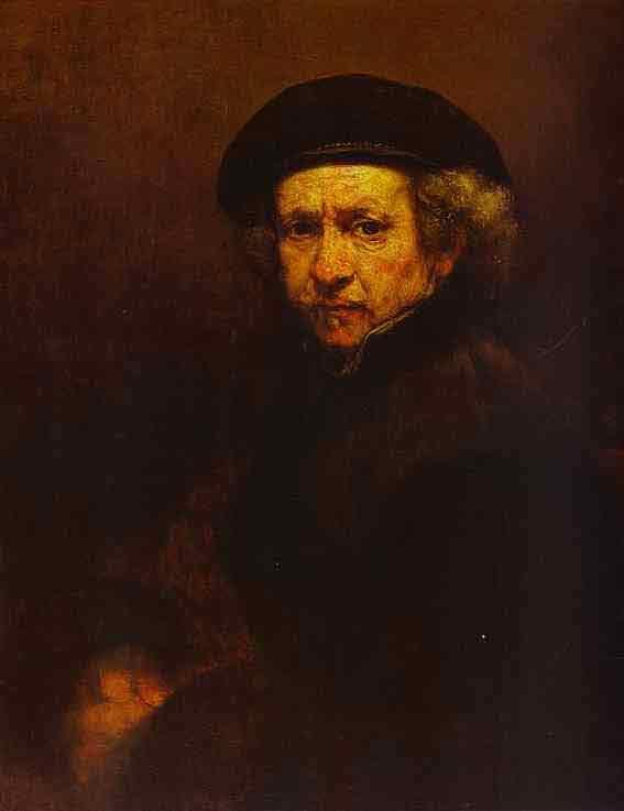 Self-Portrait. 1659