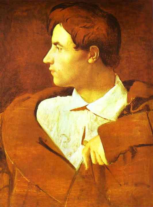 Oil painting:Portrait of Jean-Baptiste Desd