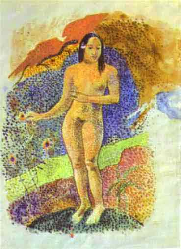 Tahitian Eve. c.1892.