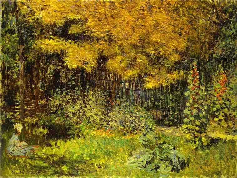 The Garden. (Le Jardin). 1876.