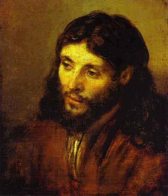 The Head of Christ. c. 1655