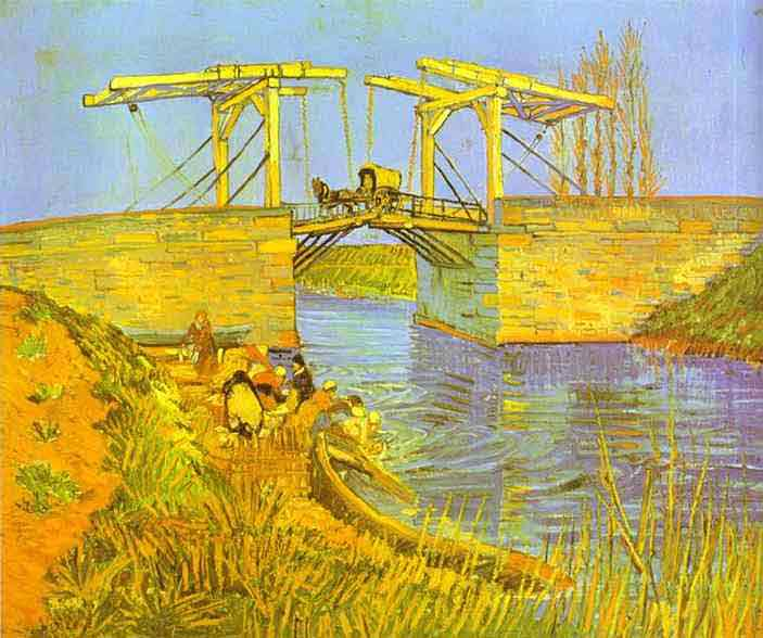 Drawbridge with Carriage. March 1888