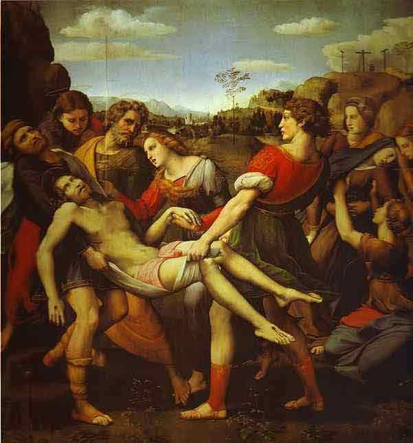 Entombment. 1507