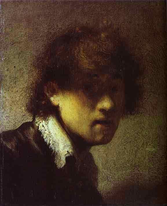 Self-Portrait. 1629