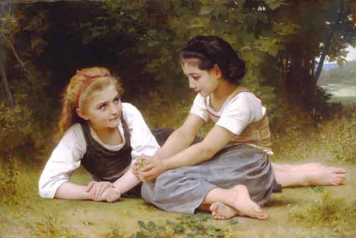 Oil painting for sale:Les Noisettes [Hazelnuts], 1882