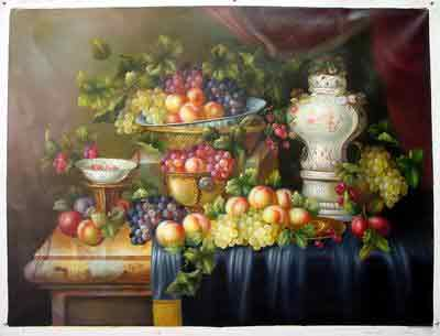 Oil painting for sale:fruit46