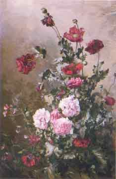 Oil painting for sale:floral24