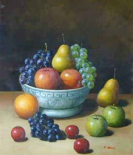 Oil painting for sale:fruit25