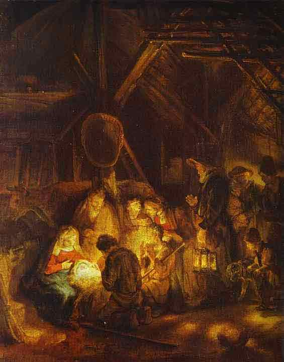 Adoration of the Shepherds. 1646