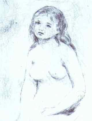 Bather. 1906