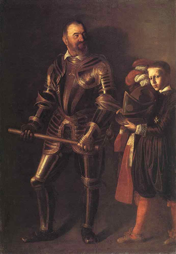 Portrait of Alof de Wignacourt