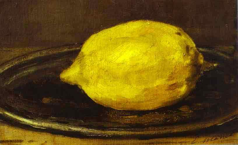 The Lemon. 1880