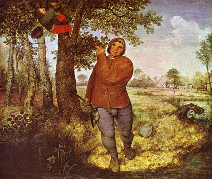 The Peasant and the Birdnester. 1568