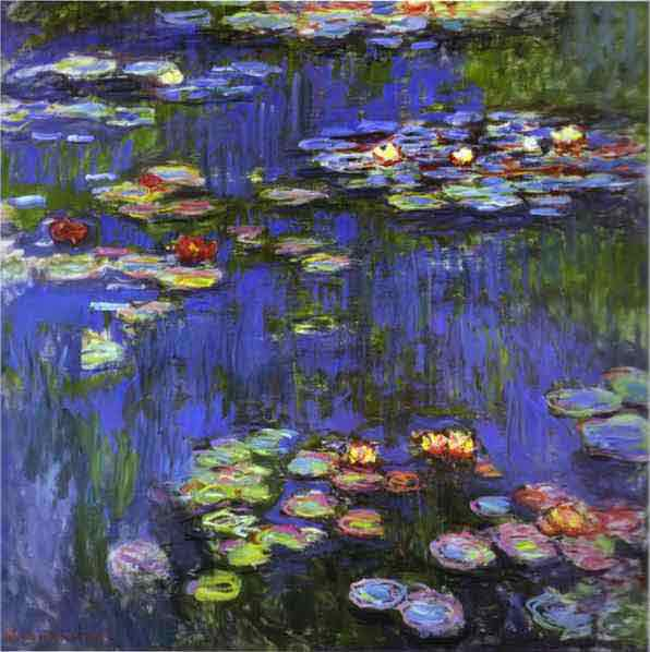 Water-Lilies 1914.