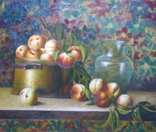 Oil painting for sale:fruit15
