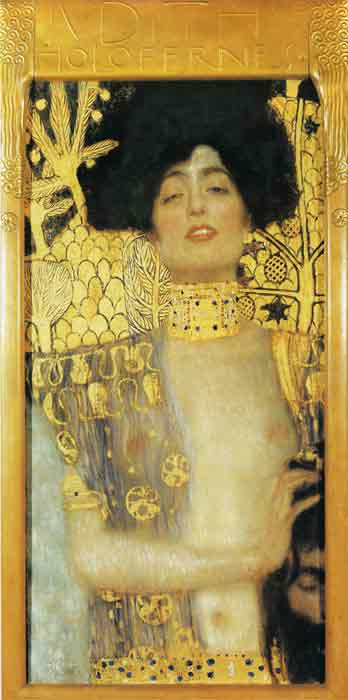 Oil painting for sale:Judith I, 1901