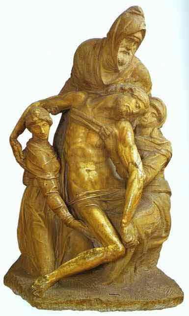 Pieta. c.1550