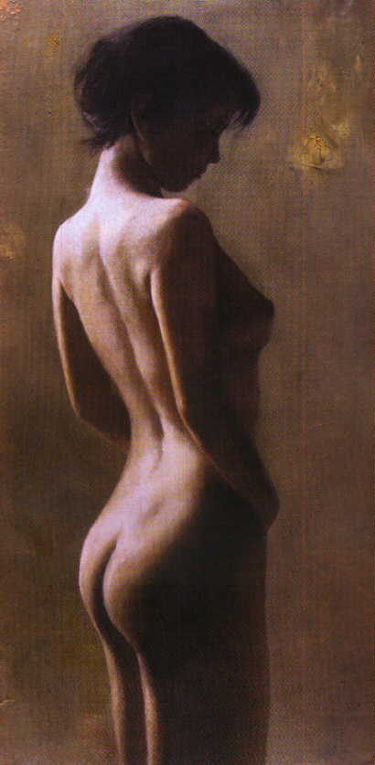 Oil painting for sale:nude-010