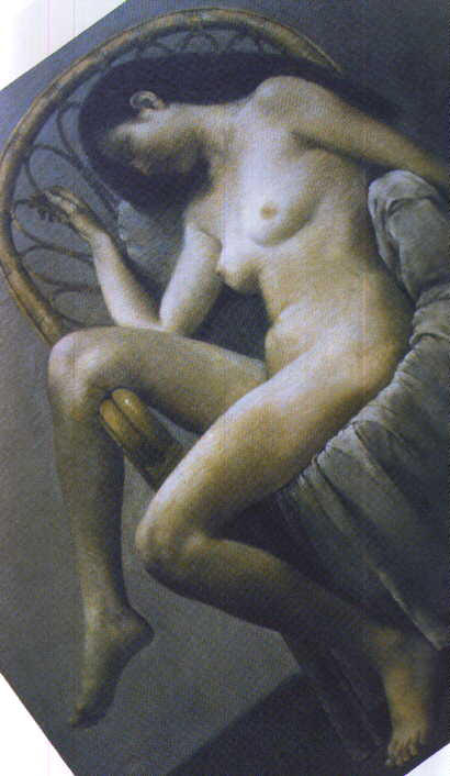 Oil painting for sale:nude-008