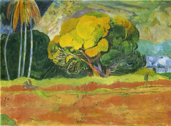 Oil painting for sale:The Big Tree, 1892