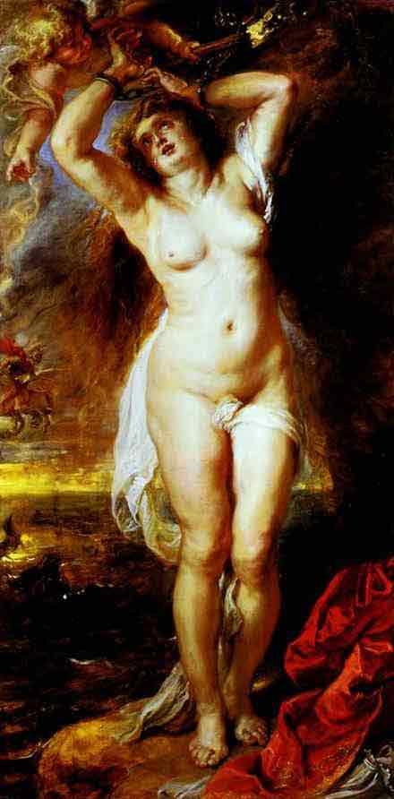 Andromeda. c.1638