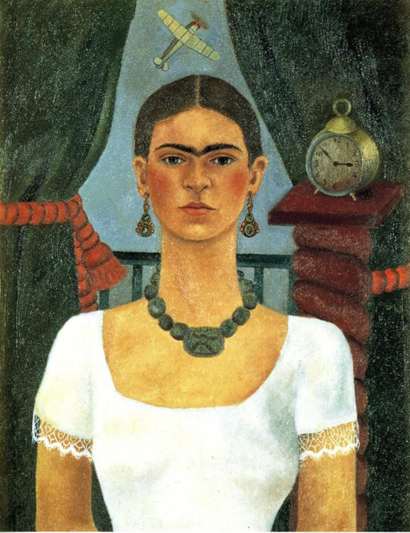 Oil painting:Self-Portrait. 1929