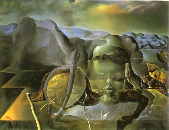 Oil painting for sale:The Endless Enigma, 1938