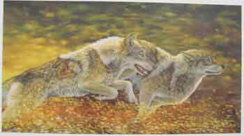 Oil painting for sale:dogs-032