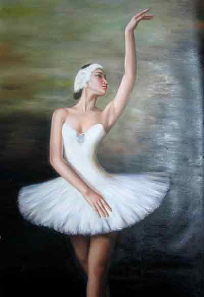 Oil painting for sale:Ballet_20