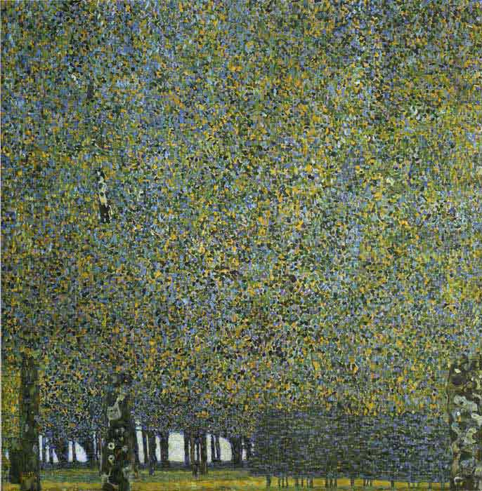 Oil painting for sale:The Park, 1910