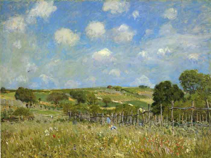 Oil painting for sale:Summer, 1875