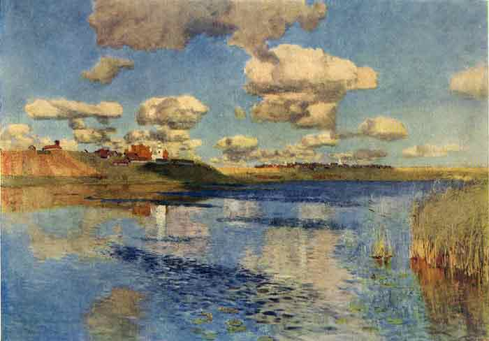 Oil painting for sale:A Sunny Day, 1900