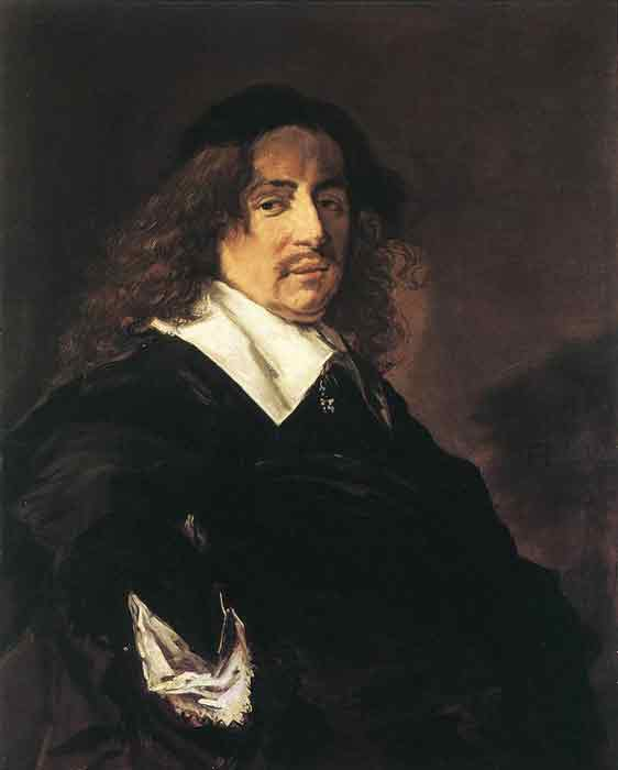 Oil painting for sale:Portrait of a Man, 1650-1653