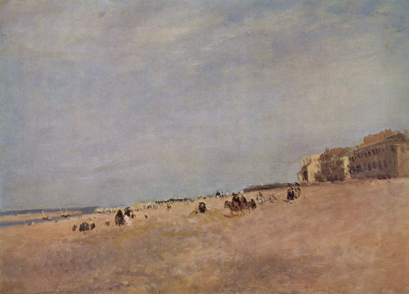 Beach of Rhyl