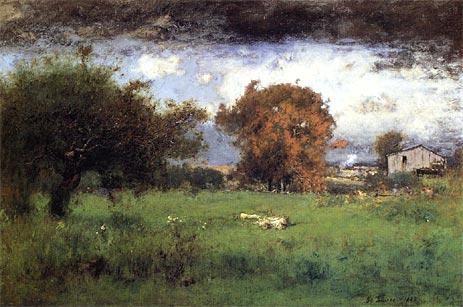 Early Autumn, Montclair