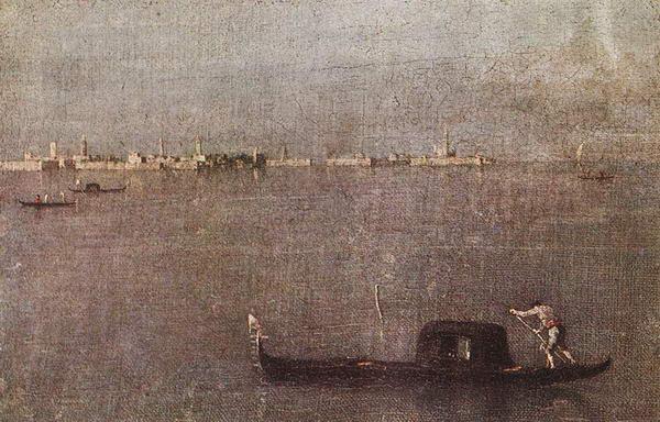 Gondola on the Lagoon