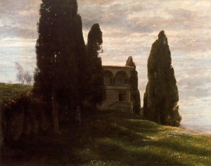 Italian Villa in Spring