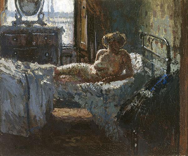 Mornington Crescent - Nude