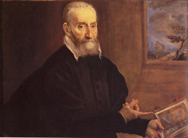 Portrait of Giulio Clovio